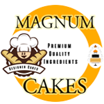 Magnum Customize Designer Cakes In Lahore | Premium Quality Ingredients